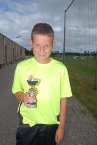 Winnaar Jan Visser